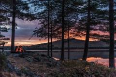 Chandler Lake Camps
