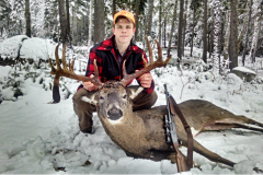 north-maine-deer-hunting-Jacob2016Buck3