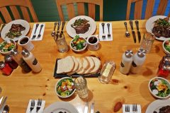 maine-sporting-camp-food-chandler-lake-camps-dinner-table