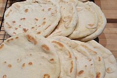 maine-sporting-camp-food-chandler-lake-camps-flat-bread