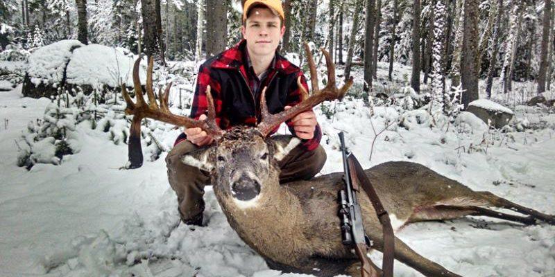 The bottoms deer lodge