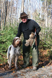 Northern Maine Grouse & Woodcock Hunting