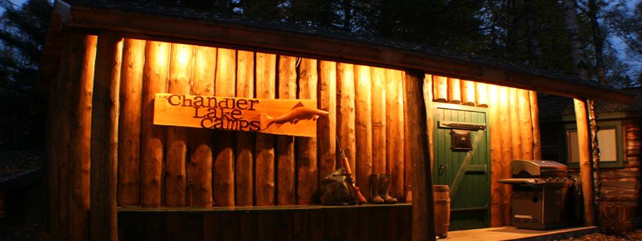 Lodging At Chandler Lake Camps