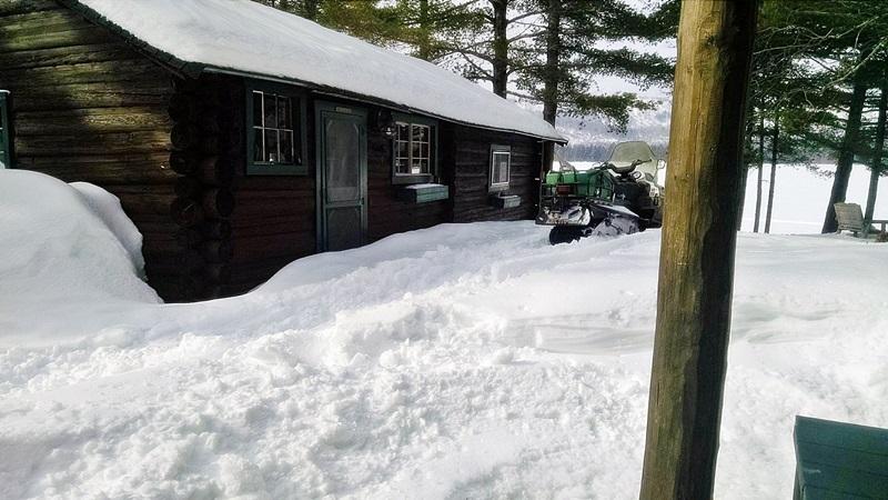 Maine Fly Fishing Lodge